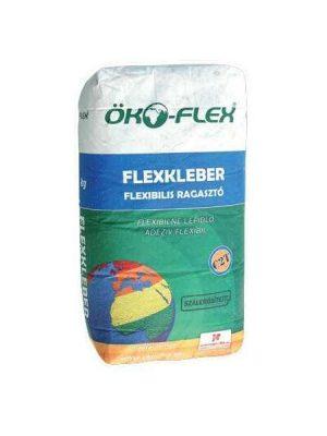 Öko-flex flexibilis C2T csempe- és padlóragasztó