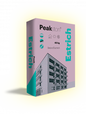 Peakston Estrich beton