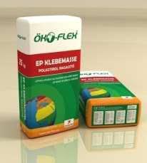 Öko-flex EP polisztirol ragasztó- és ágyazó tapasz